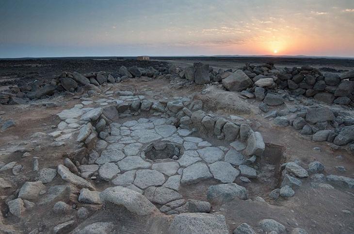 תגליות ארכיאולוגיות: שרידים של תנור עתיק