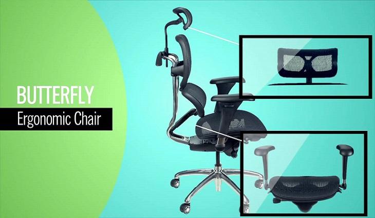 המצאות לטיפול בכאבי גב: תרשים של כיסא מתקדם לטיפול בכאבי גב