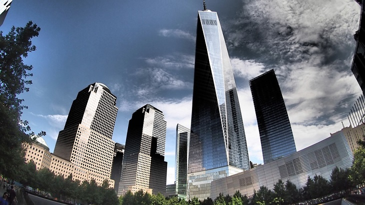 פלאי הארכיטקטורה של ניו יורק: בניין אחת במרכז הסחר העולמי החדש