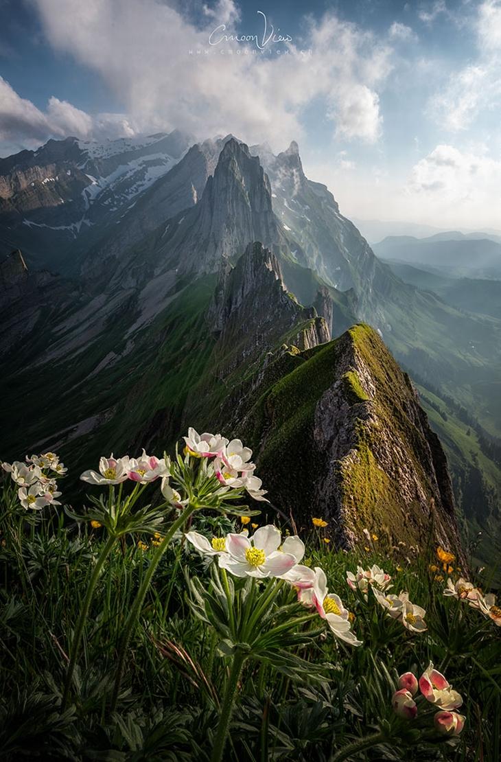 נופים בלתי נשכחים: אפנצל, שווייץ