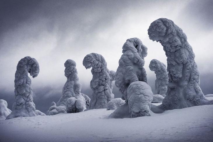 נופים בלתי נשכחים: לפלנד, פינלנד