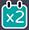 משחק: X2