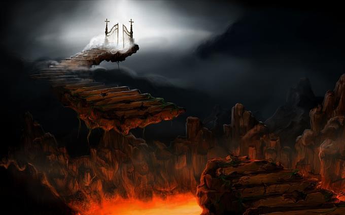 טריוויה: מדרגות מגיהנום לגן עדן