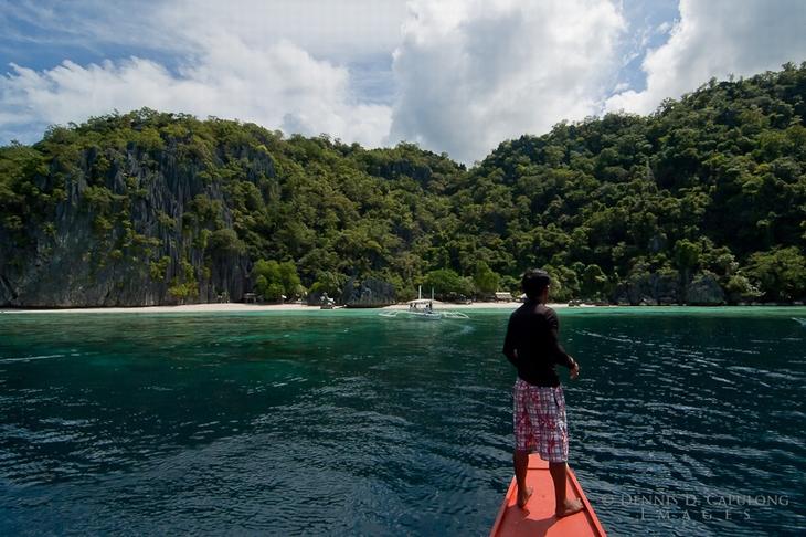 חופים מומלצים בפיליפינים: חוף באנול