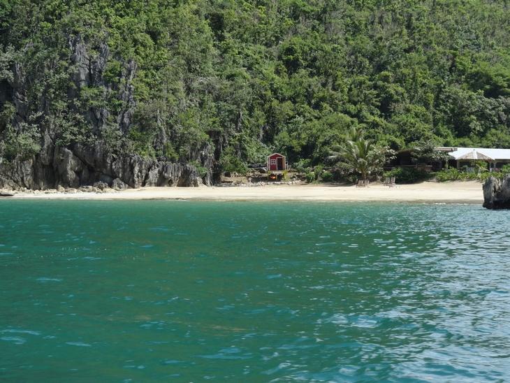 חופים מומלצים בפיליפינים: חוף גוטה