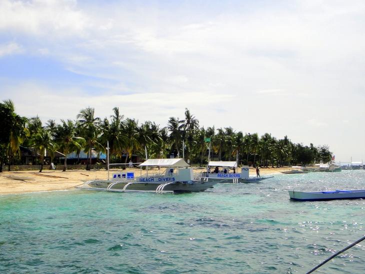 חופים מומלצים בפיליפינים: חוף באונטי