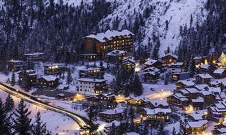 בחן את עצמך: כפר בשלג