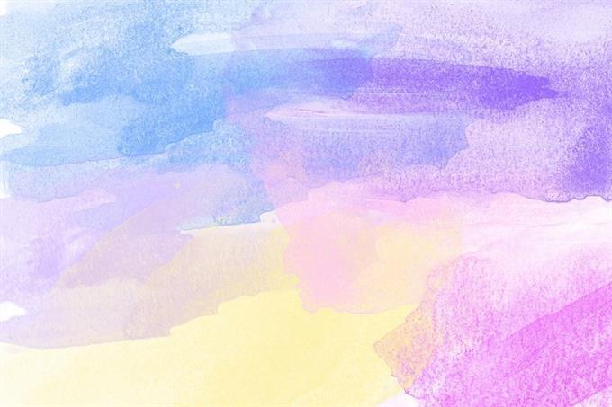 מבחן צבעים ואושר: אבסטרקט צבעוני