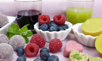 מצא את ההבדלים: פירות