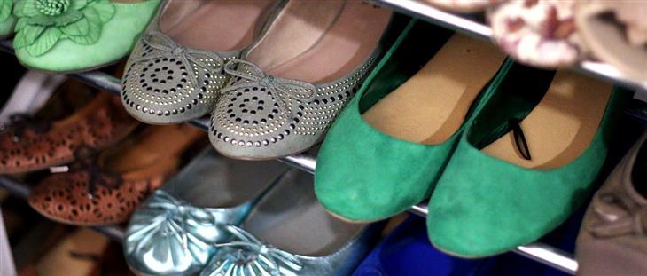 הנעליים המזיקות ביותר לגוף: נעליים שטוחות