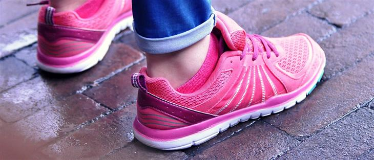 הנעליים המזיקות ביותר לגוף: נעלי ספורט
