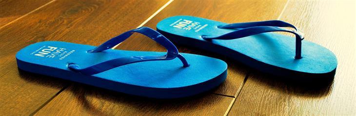 הנעליים המזיקות ביותר לגוף: כפכפים