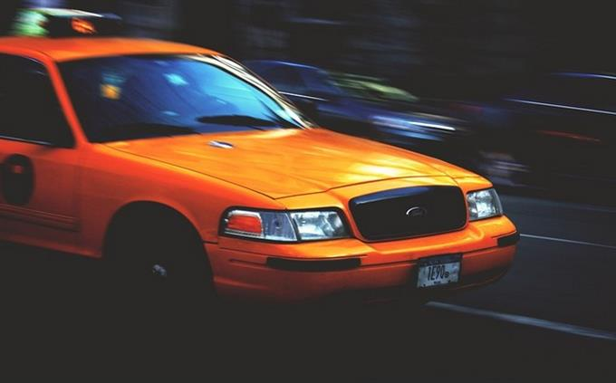 טריוויה ידע כללי: מונית
