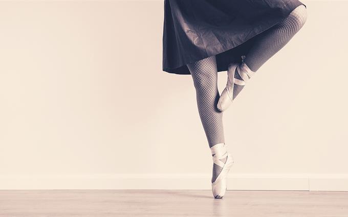 מבחן טריוויה: רקדנית בלט
