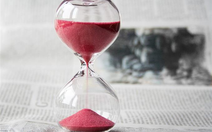 בחן את עצמך: שעון חול