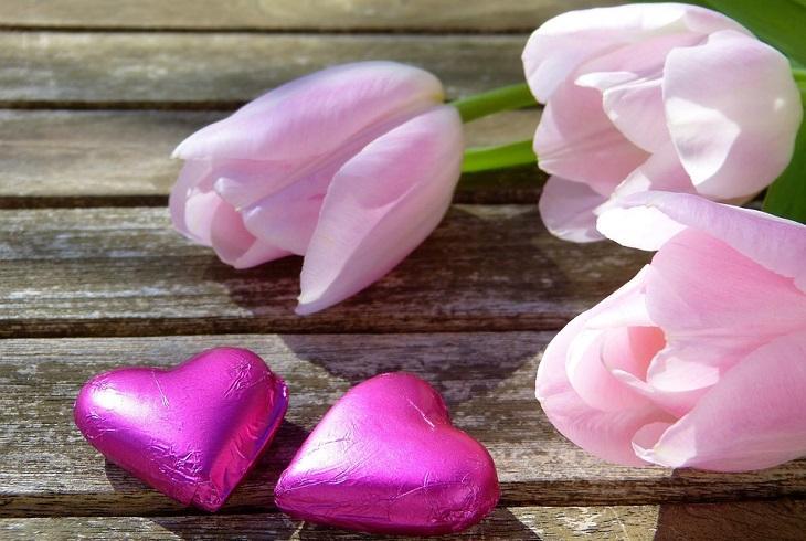 תלונות במערכות יחסים: פרחים