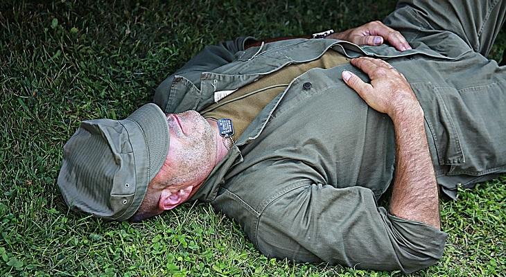 שיר משעשע על יתרונות הצבא המבוגר: חיל מבוגר ישן