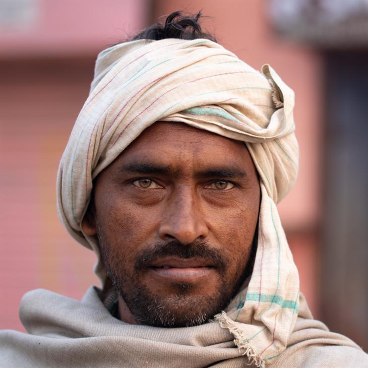 תצלומים של הדר מנור מהודו:
