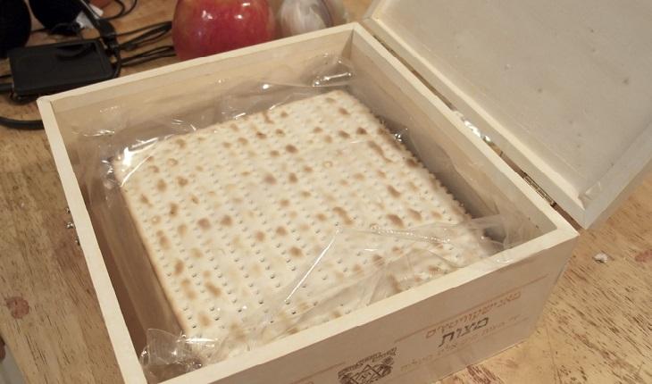 טיפים להורדת סוכר בדם: מצות בקופסה