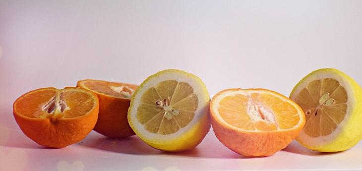 טיפים להורדת סוכר בדם: פירות הדר
