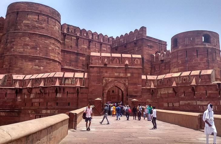 אתרים בדלהי: המצודה האדומה