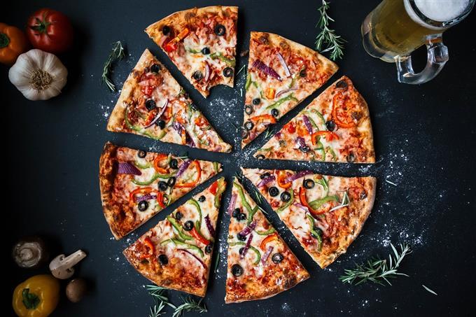 בחן את עצמך: פיצה