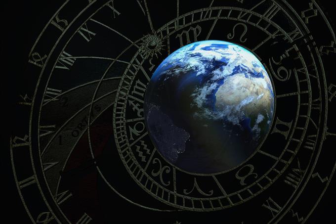 בחן את עצמך: סמלי אסטרולוגיה סביב כדור הארץ