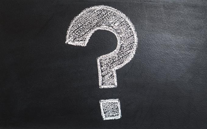 הגדה של פסח: סימן שאלה