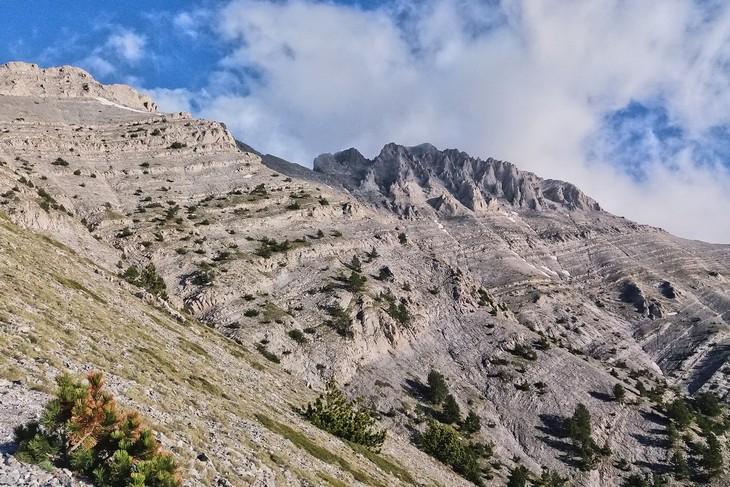 אתרים בצפון יוון: פסגת הר אולימפוס