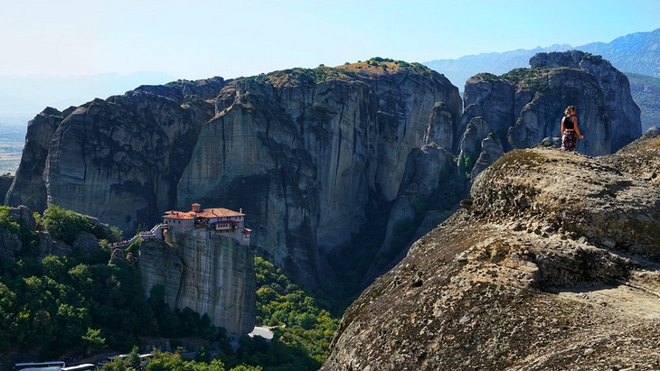 אתרים בצפון יוון: מטאורה