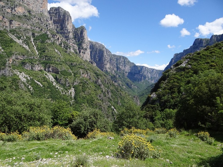 אתרים בצפון יוון: קניון ויקוס