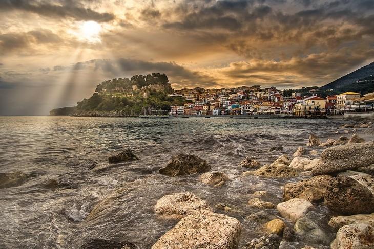אתרים בצפון יוון: העיר פארגה