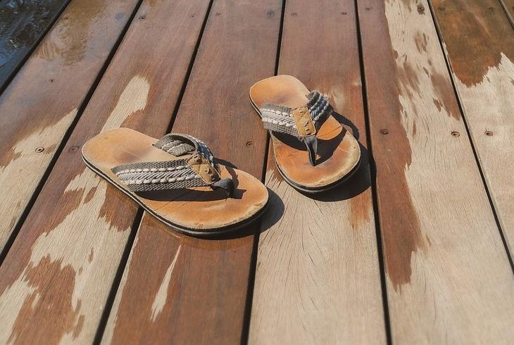 נעליים לקיץ: כפכפים
