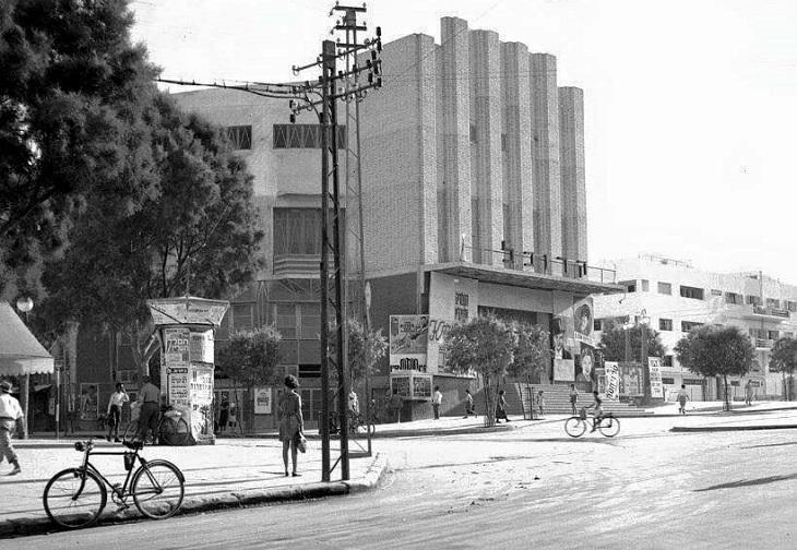 תל אביב: כיכר מוגרבי