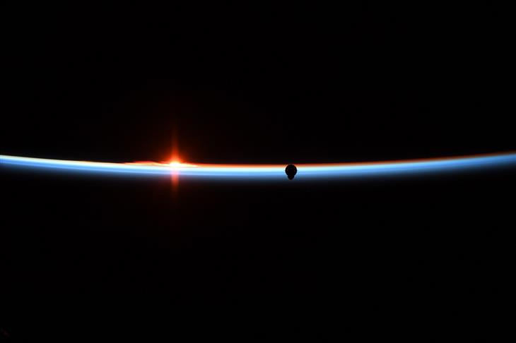תמונות מהחלל של נאסא: