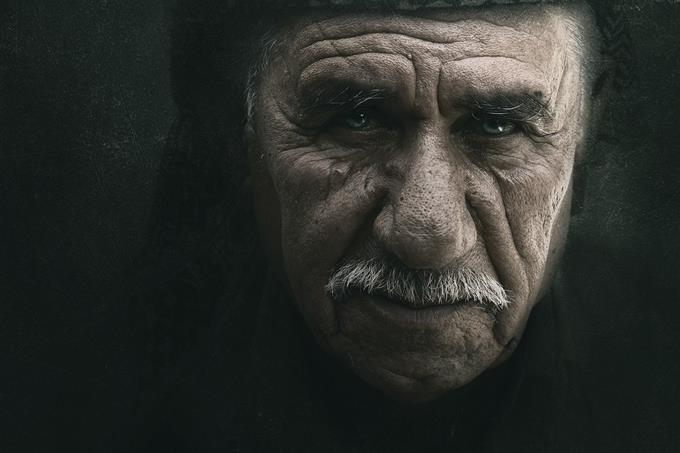 מבחן סוכן חשאי: איש זקן