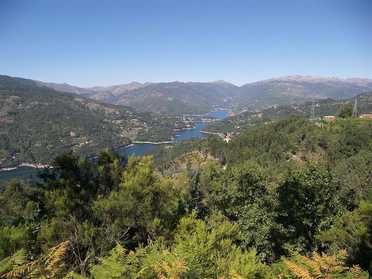 יעדים לא מוכרים בפורטוגל: פארק לאומי פנדה ז'רש