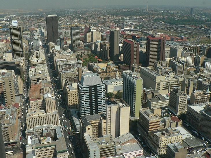 אטרקציות בדרום אפריקה: יוהנסבורג