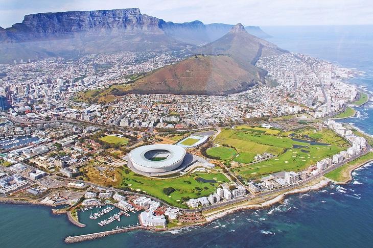 אטרקציות בדרום אפריקה: קייפטאון