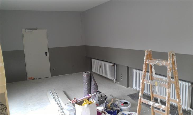 טיפים לשיפוץ דירה: דירה בתהליכי שיפוץ