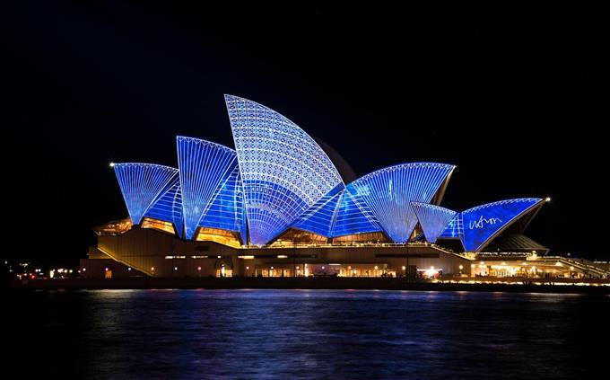 טריוויה: בית האופרה של סידני