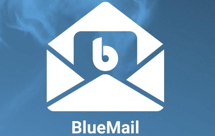 אפליקציית BlueMail: לוגו אפליקציית BlueMail