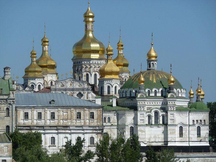 אתרי תיירות מומלצים בקייב: לאוורת קייב-פצ'רסק