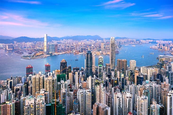 מקומות מדהימים בעולם: נמל ויקטוריה, הונג קונג