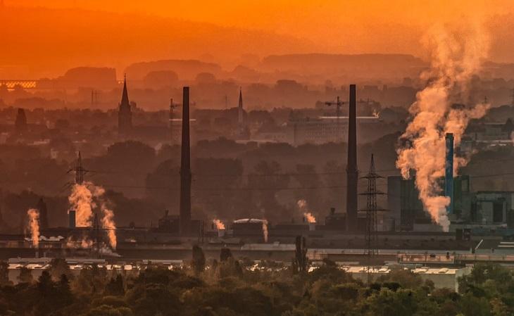 מתכות כבדות: מפעלים וארובות פולטי עשן