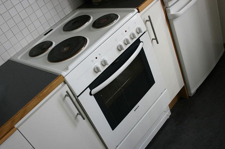 טעויות בישול: כיריים חשמליות