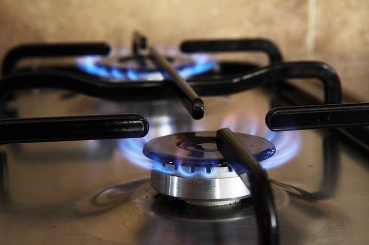 טעויות בישול: להבה של גז