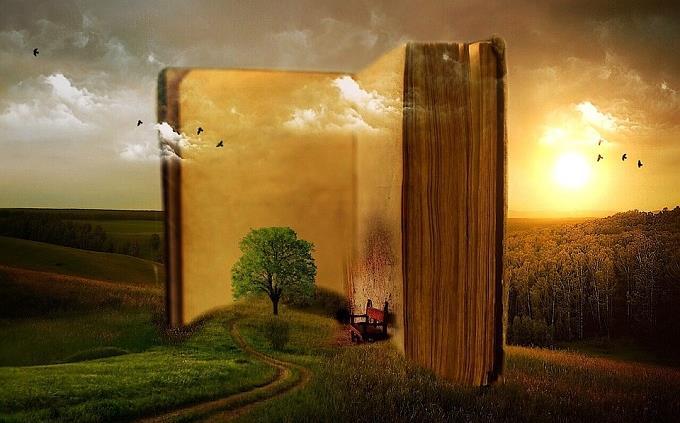 בחן את עצמך: ספר פתוח על גבעה