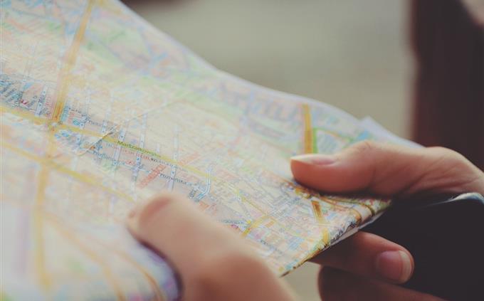 מבחן ידע כללי: מפת דרכים