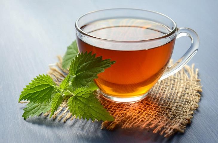 תוספי מזון טבעיים: כוס תה
